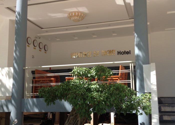 Phong Nha Heritage By Night Hotel
