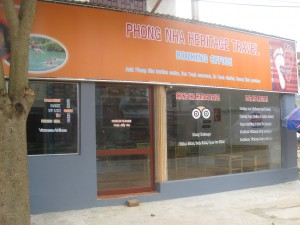 Phong Nha Heritage travel Office