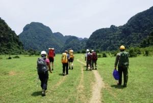Tu Lan exploration 3 days 2 nights