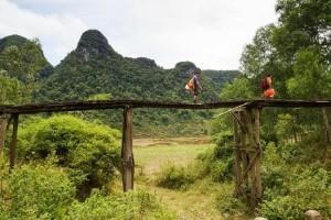 Tu Lan Cave Discovery 2 days 1 night