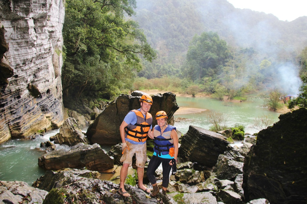 Tu Lan cave 1 day Experience