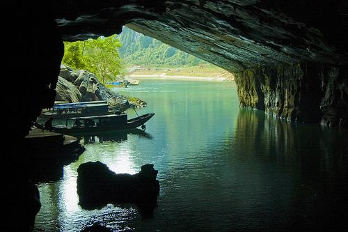 The Phong Nha Cave
