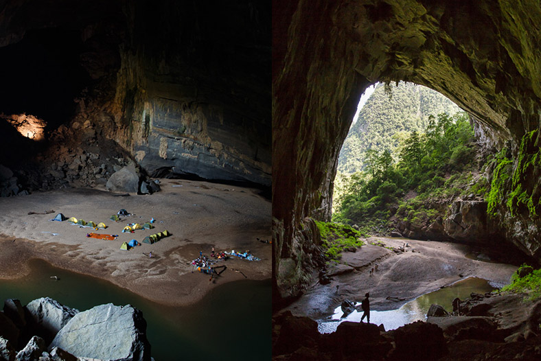 Son Doong Cave Exploration