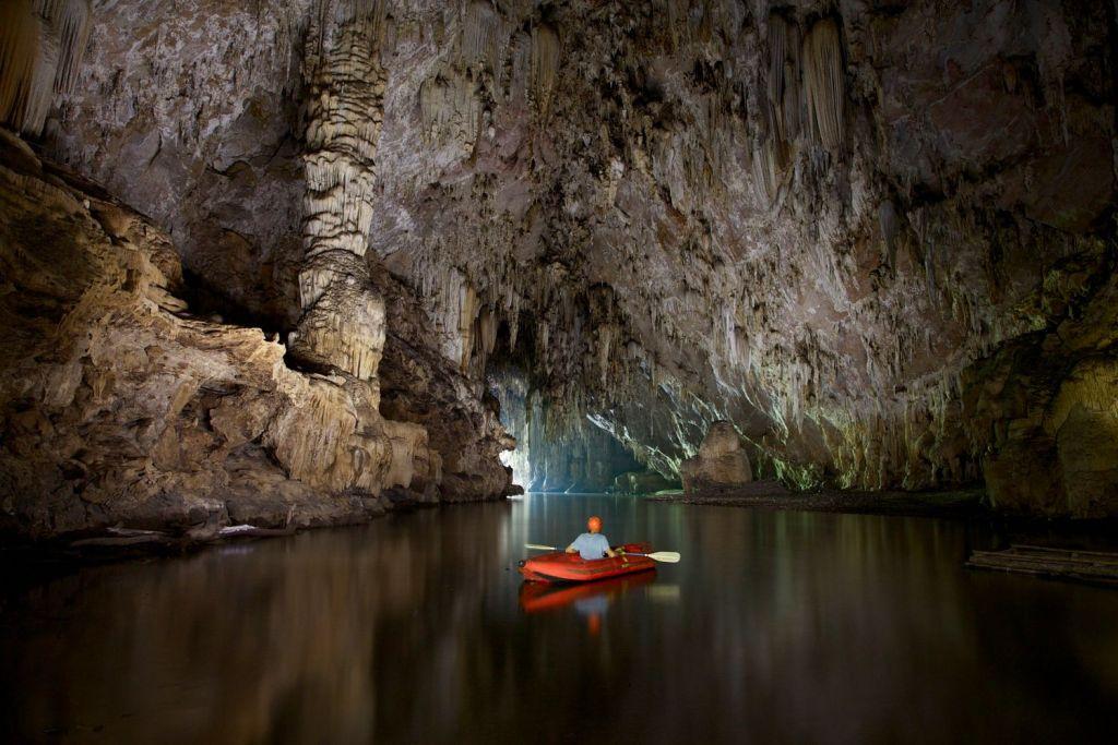 Conquer 4.5KM Phong Nha Cave by Kayak